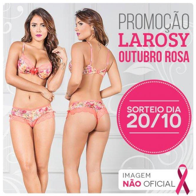 Larosy sorteia lingerie da nova coleção no Instagram 8c909751209